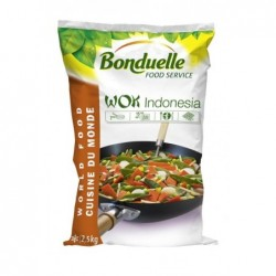 Wok Indonesia - 2,5kg