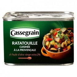 Ratatouille cuisinée à la...