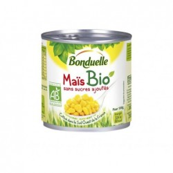 Maïs Bio sans sucres...