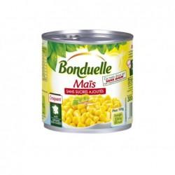 Maïs sans sucres ajoutés -...