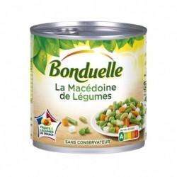 Macédoine de légumes en...
