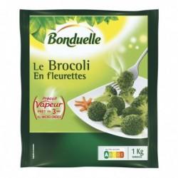 Le Brocoli Précuit Vapeur -...