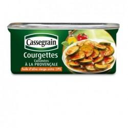Courgettes cuisinées à la...