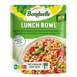 Lunch Bowl épeautre, pois,...
