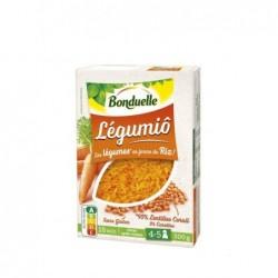 Légumiô - Lentilles Corail...