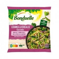 Légumes et Céréales...