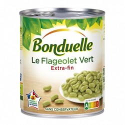 Flageolets Verts EXTRA-FINS...